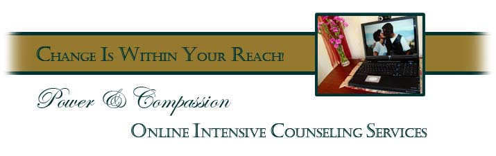 Power and Compassion online webcam counseling services.